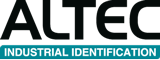 ALTEC industrial identification B.V. Logo
